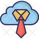 Business cloud Icon