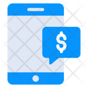 Business Communication Trade Conversation Mobile Communication Icon