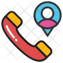 Call Receiver Communication Icon