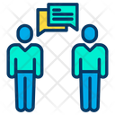 Business Communication Icon