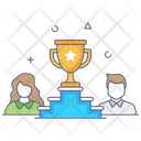 Business Competition Icon