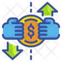 Business Competitor Competitor Competition Icon