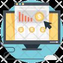 Business computing Icon