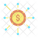 Mbusiness Connection Business Connection Dollar Icon
