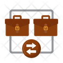 Business Connection Icon