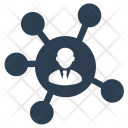 Business Connection Links Icon