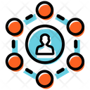Business Connectivity Icon