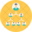 Business Connectivity Office Icon
