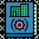 Business Continuity Plan Governance Plan Development Company Plan Icon