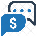 Message Money Communication Icon