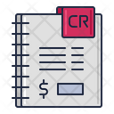Business Credit Report Banking Business Icon