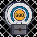 Business Credit Score Company Credit Score Icon