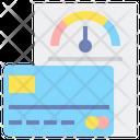 Business Credit Score Icon