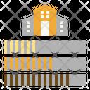 Business Credit Score Level Loan Icon