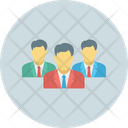 Business Crew Icon