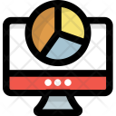 Business Dashboard Key Icon