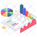 Business Data Business Infographic Financial Analytics Icon