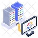 Business Data Icon