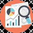 Business Data Analysis Icon