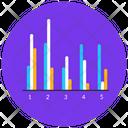 Business Data Presentation Statistics Infographic Icon