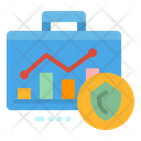 Business Data Protection Icon