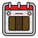 Briefcase Suitcase Calendar Icon