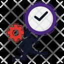 Business deadline Icon