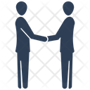 Business Agreement Business Deal Business Meeting Icon