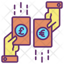 Mbusiness Deal Business Deal Money Exchange Icon