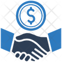 Agreement Business Deal Partnership Icon