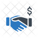 Deal Partnership Commitment Icon