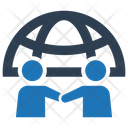 Deal Handshake Partnership Icon