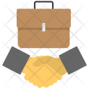 Business Deal Project Icon