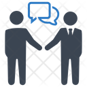 Business Deal Agreement Icon