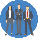 Business People Official Icon
