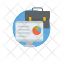 Business Development Business Management Business Plan Icon