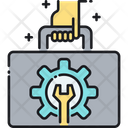 Business Development Business Maintenance Repair Icon