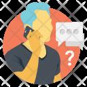Business Dialog Communication Icon