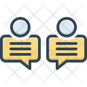 Business Dialog Icon