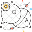 Business Dialogue Icon