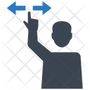 Business Decision Direction Icon