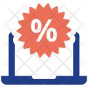 Business Discount Icon