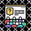 Faq Tasks Discussion Icon