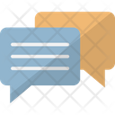 Business discussions Icon