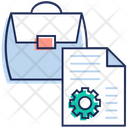 Business Document Business Contract Business File Icon