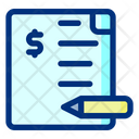 Business Document Document Paper Icon