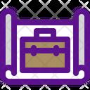 Document Travel Banking Icon