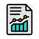 Business Document Marketing Report Business File Icon