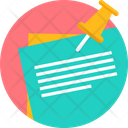 Business Document File Icon