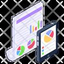 Business Analytics Business Documentation Business App Icon